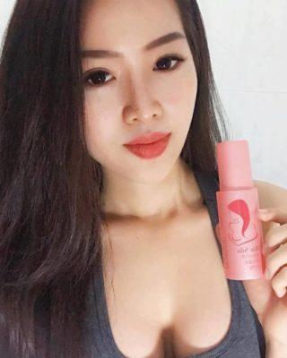 Hot gird diễn viên Hàn mộc Trinh ( Sản phẩm Mộc Sữa)
