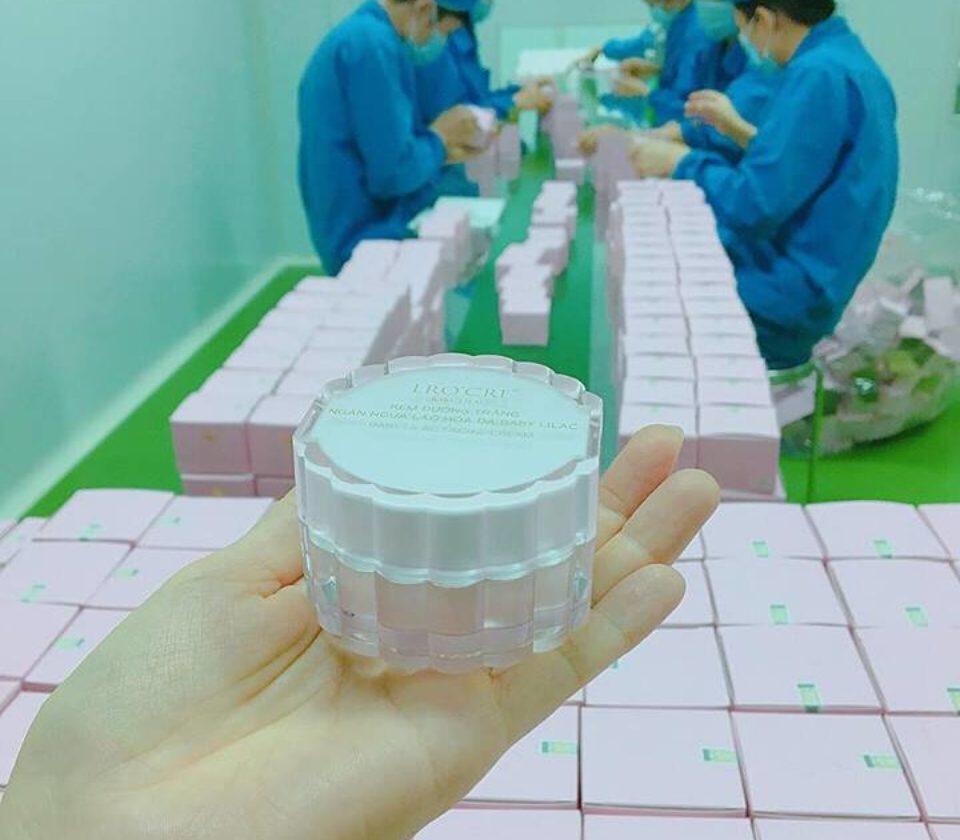 kem dưỡng chống lão hóa baby lilac 2