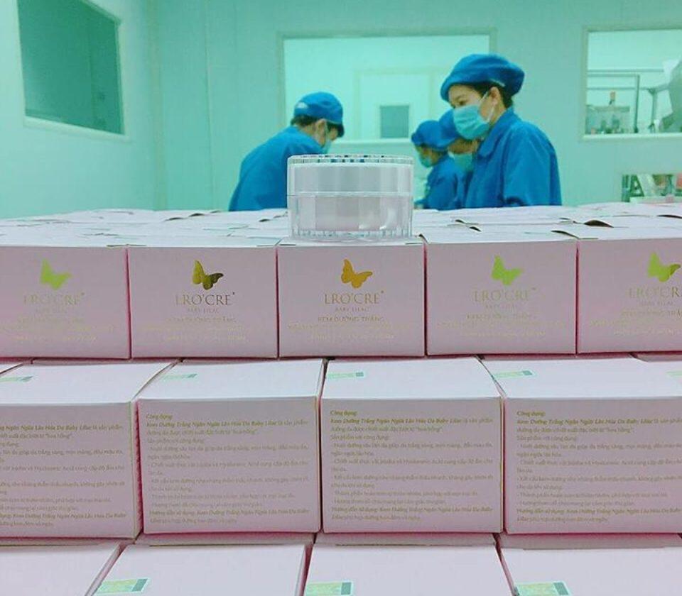 kem dưỡng chống lão hóa baby lilac
